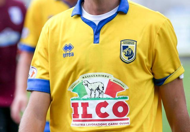 La maglia della Viterbese, foto: Fonte Web