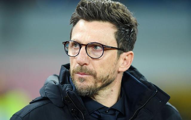 L'allenatore Eusebio Di Francesco, foto: Fonte Web