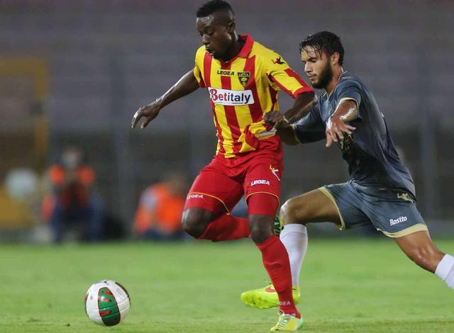 L'esterno offensivo Doumbia in azione, foto: Fonte Web