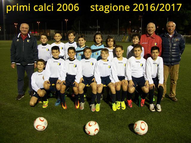 Primi Calci 2006