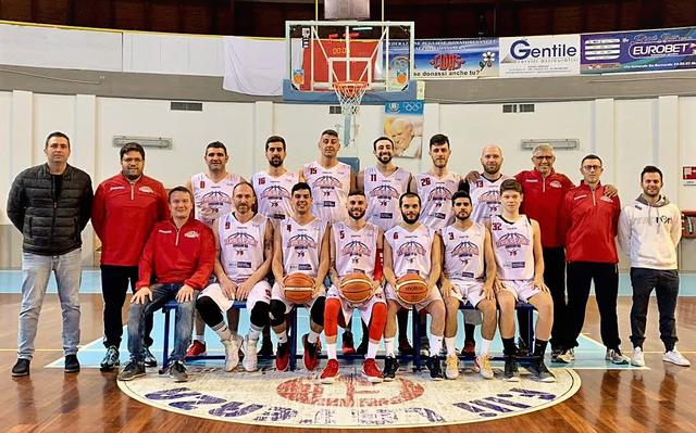 Il roster 2018/19 della Teknical Sport Massafra