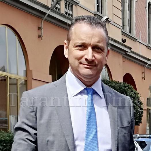 Stefano Paoloni - Segretario Generale Sindacato Autonomo di Polizia