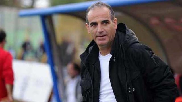 Il tecnico del Taranto Salvatore Ciullo