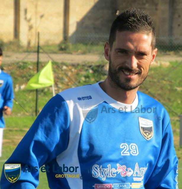 Luigi Galeandro (foto Graziano Zaccagni)
