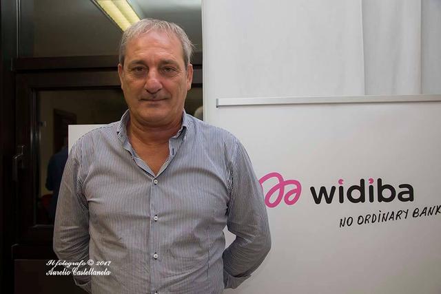 Il presidente Rocco Bruno (Foto Aurelio Castellaneta)
