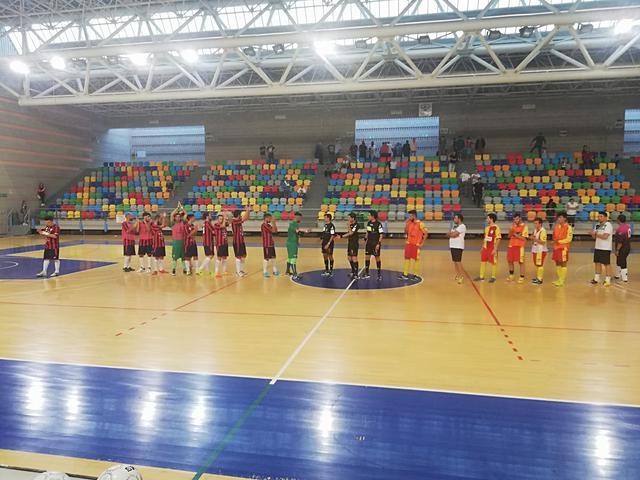 foto Futsal Guardia Perticara