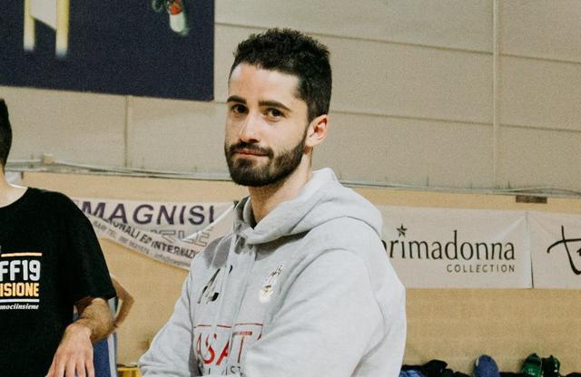 Manuel Costella, nuovo social manager del CUS Jonico Taranto