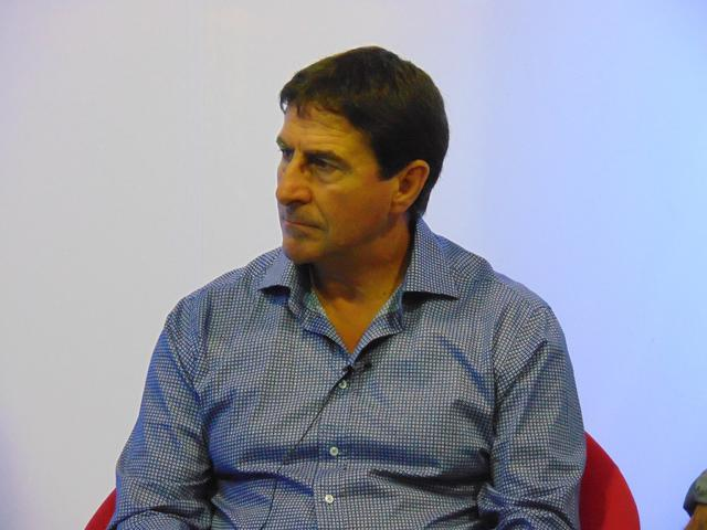 L'allenatore del Talsano Giacomo Pettinicchio