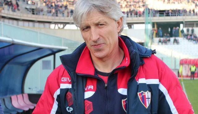 Il tecnico Ranko Lazic, FOTO: RODOLFO DILENA-BLUNOTE.IT