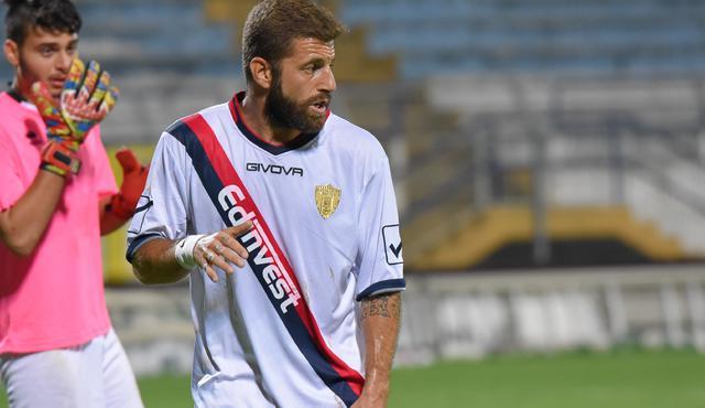 Il centrocampista Marco Conte, FOTO: EMANUELE TACCARDI-TUTTOMATERA.COM