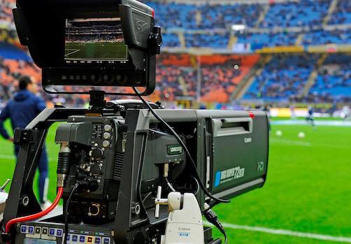 Telecamera calcio, FOTO: FONTE WEB