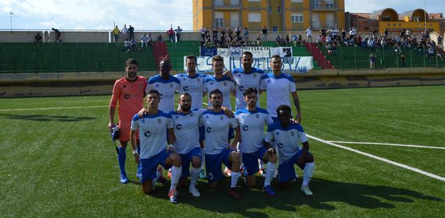 La squadra del Montescaglioso, FOTO: FONTE WEB