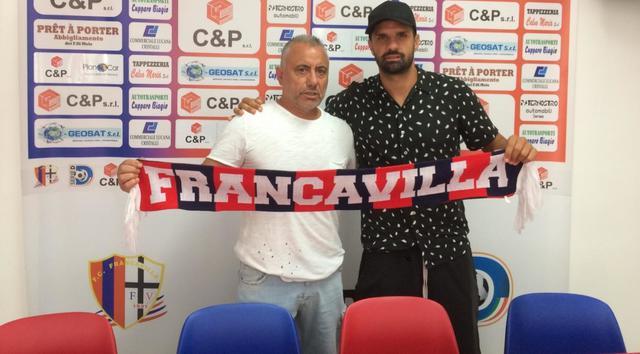 Il centrocampista Nicola Mancino, FOTO: FONTE WEB