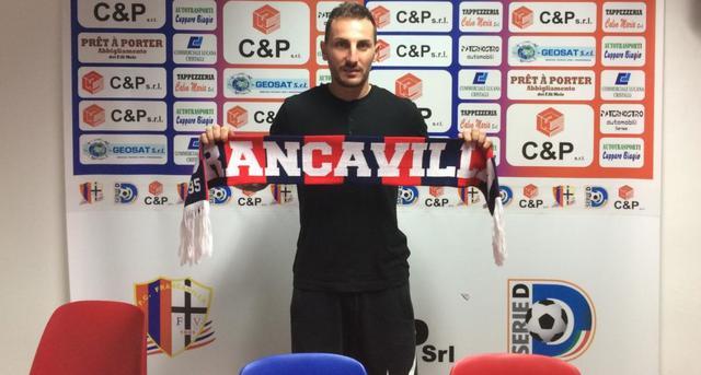 L'attaccante Raffaele Nolè, FOTO: FONTE WEB