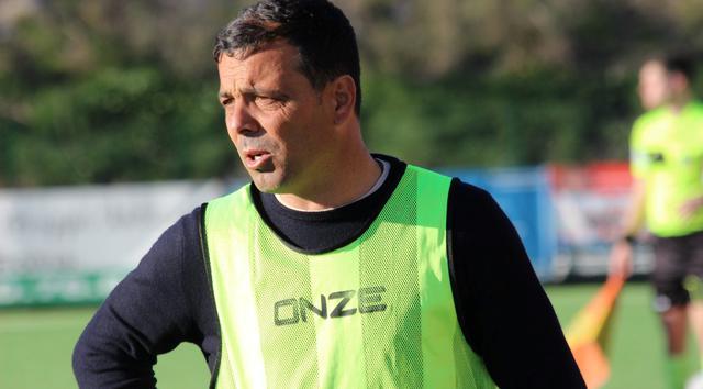 Il tecnico Giovanni Baratto, FOTO: ASDROTONDA FACEBOOK