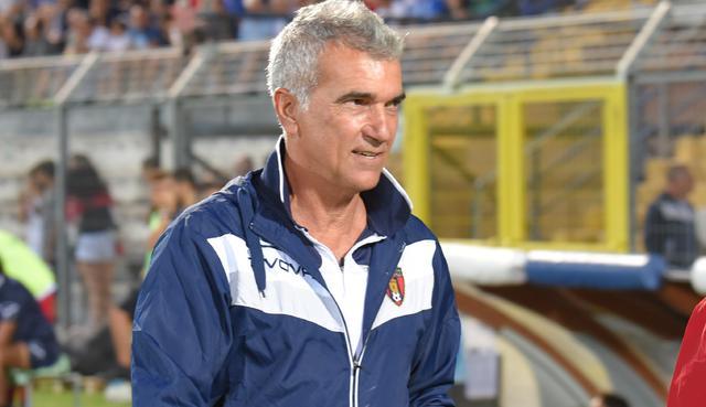 Il tecnico Domenico Giacomarro, FOTO: EMANUELE TACCARDI-TUTTOMATERA.COM