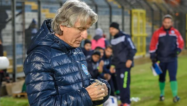 Il tecnico Aldo Papagni, FOTO: TUTTOMATERA.COM-EMANUELE TACCARDI