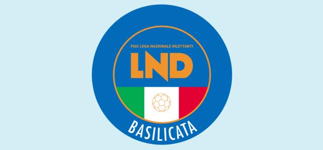 Il logo della Lnd Basilicata, FOTO: FONTE WEB