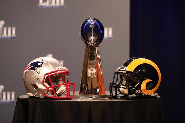 Super Bowl LIII (Fonte: NFL official Facebook page)
