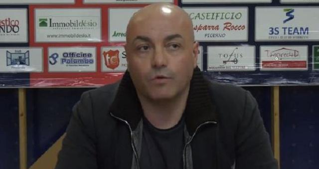 Massimo Santoriello - Foto I am calcio Salerno