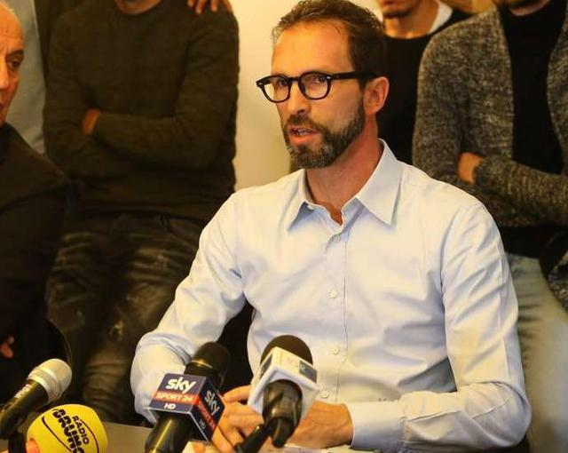 Umberto Calcagno, vice presidente dell'Aic