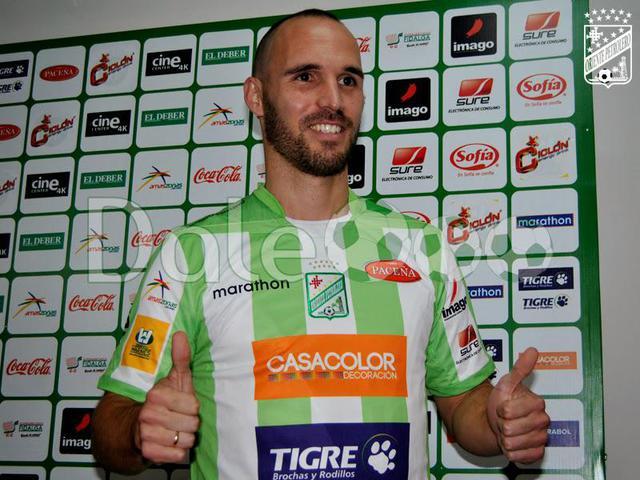 Danilo Peinado, attaccante uruguaiano