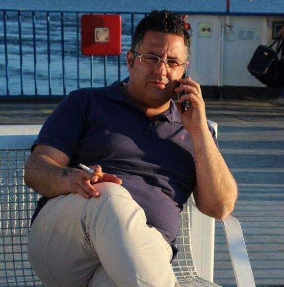 Emanuele Viva, direttore sportivo dell'Atletic Club Taranto