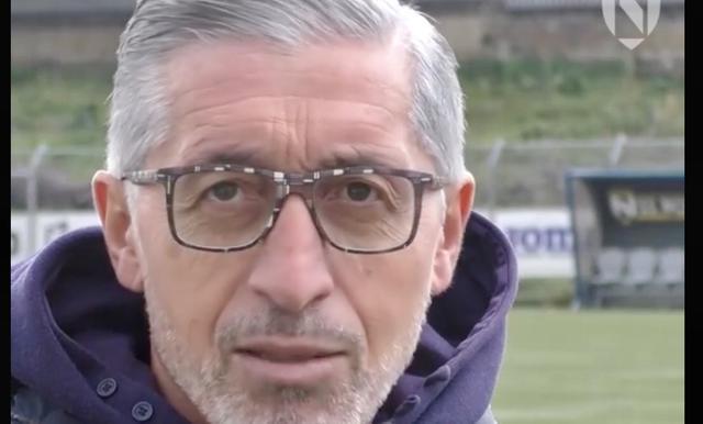 Stefano Liquidato, allenatore del Nola