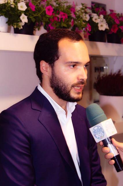 Il consigliere comunale Marco Nilo
