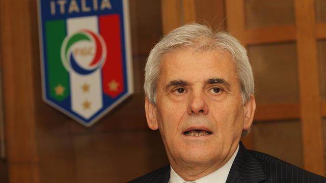 Marcello Nicchi, presidente dell'associazione italiana arbitri