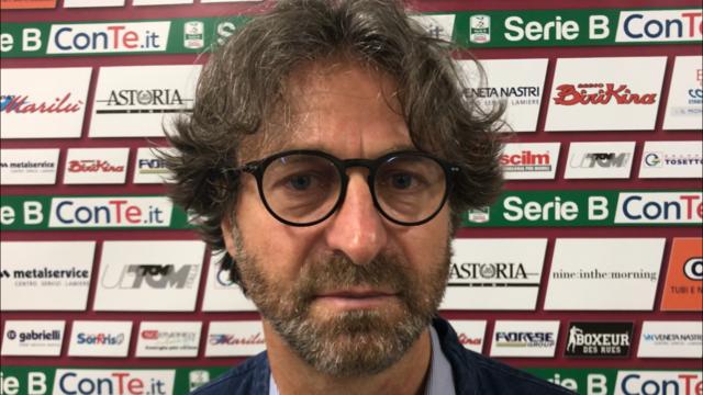 Stefano Marchetti, direttore generale del Cittadella - Foto Padova Goal