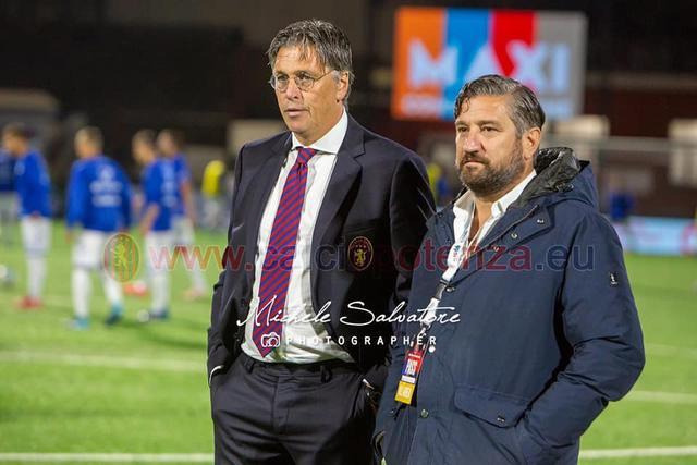 Nicola Ragno e Vincenzo De Santis