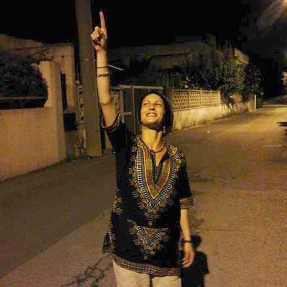 Simona Carpignano, 30 anni, travolta e uccisa dal crollo di uno stabile a Marsiglia