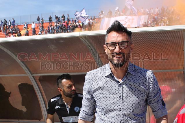 Pasquale Borrelli, nuovo allenatore del Gragnano