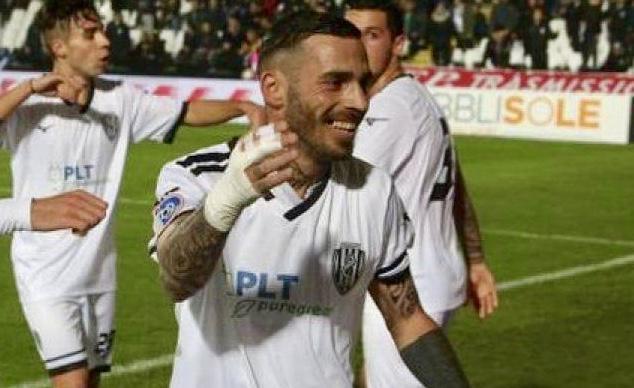 Lesultanza di Danilo Alessandro, attaccante del Cesena