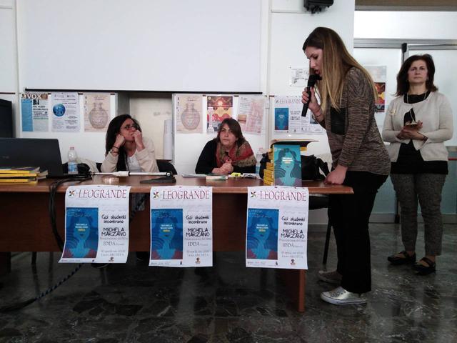 Michela Marzano allArchita - Foto Libreria Dickens