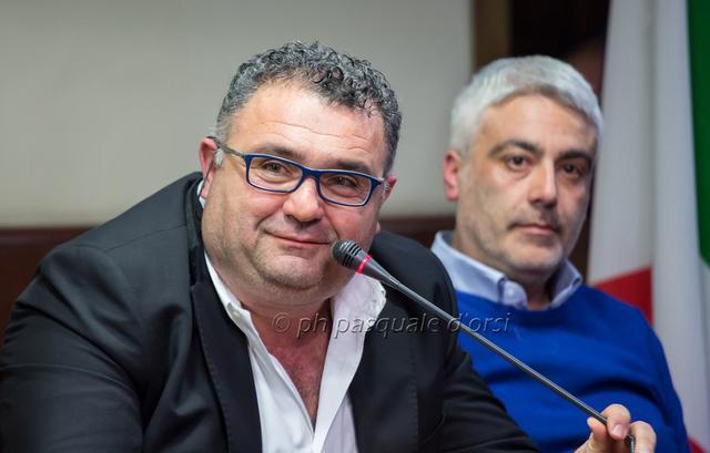 Antonio Colantonio, presidente della Turris