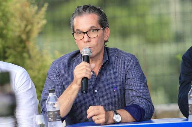 Franco DAmico, presidente del Fasano - Foto GoFasano