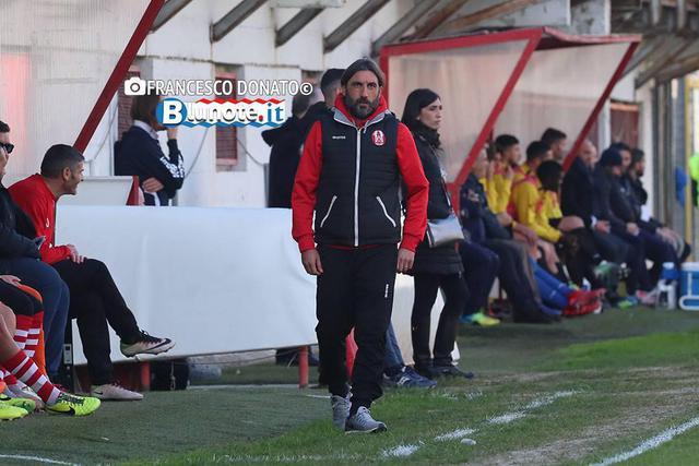 Francesco Modesto, allenatore del Rende