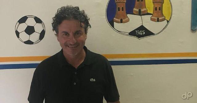 Gioacchino Marangio, nuovo allenatore dell'Ostuni