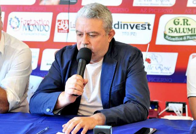 Enzo Mitro, direttore generale dell'Az Picerno