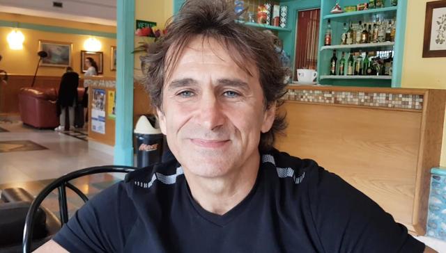 Alex Zanardi, bolognese di 52 anni