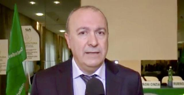Vito Rubino, direttore provinciale CIA dell'Area Taranto-Brindisi