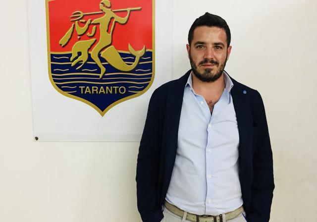 Lorenzo De Lista, match analyst del Taranto - Foto Taranto FC