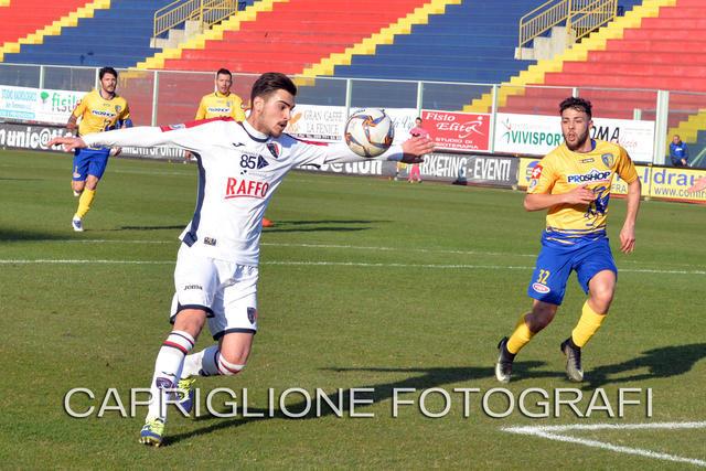 Eugenio Lorefice, centrocampista ex Taranto