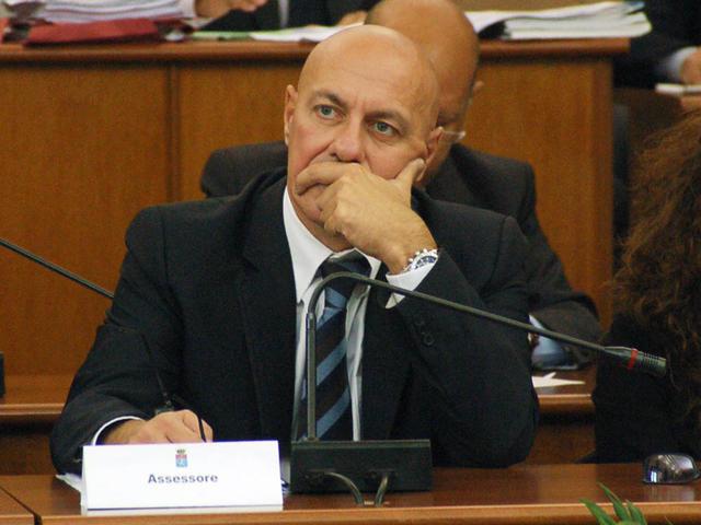 Gianni Cataldino, assessore Polizia Locale