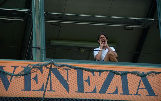 Filippo Inzaghi lascia il Venezia, lo attende la Serie A - Foto Sky Sport