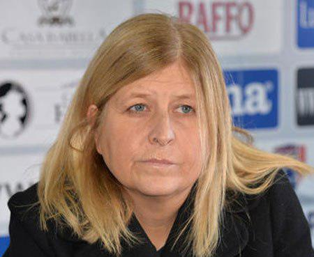 Stefania Baldassarri, consigliere comunale di Taranto