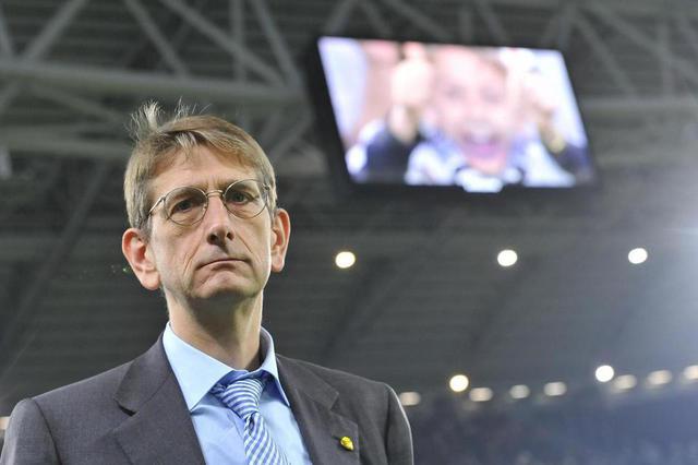 Luca Campedelli, presidente del Chievo
