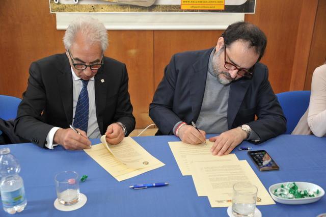 Aurelio Filippi Filippi e Massimo Manera